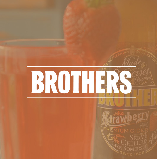 Brothers Cider in Thailand